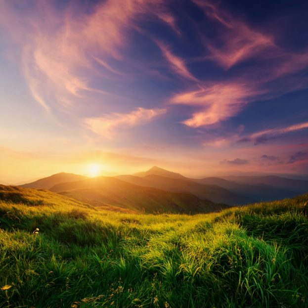 Beautiful Nature Wallpaper For Android: Beautiful Nature Sunset View Cool Wallpapers FHD UHD