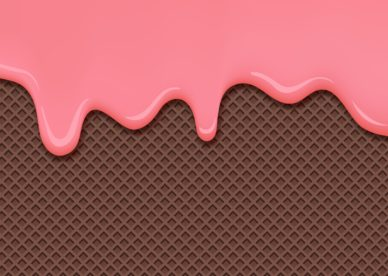 Melting Ice Cream Simple Wallpaper Designs HD Wallpapers Backgrounds Images