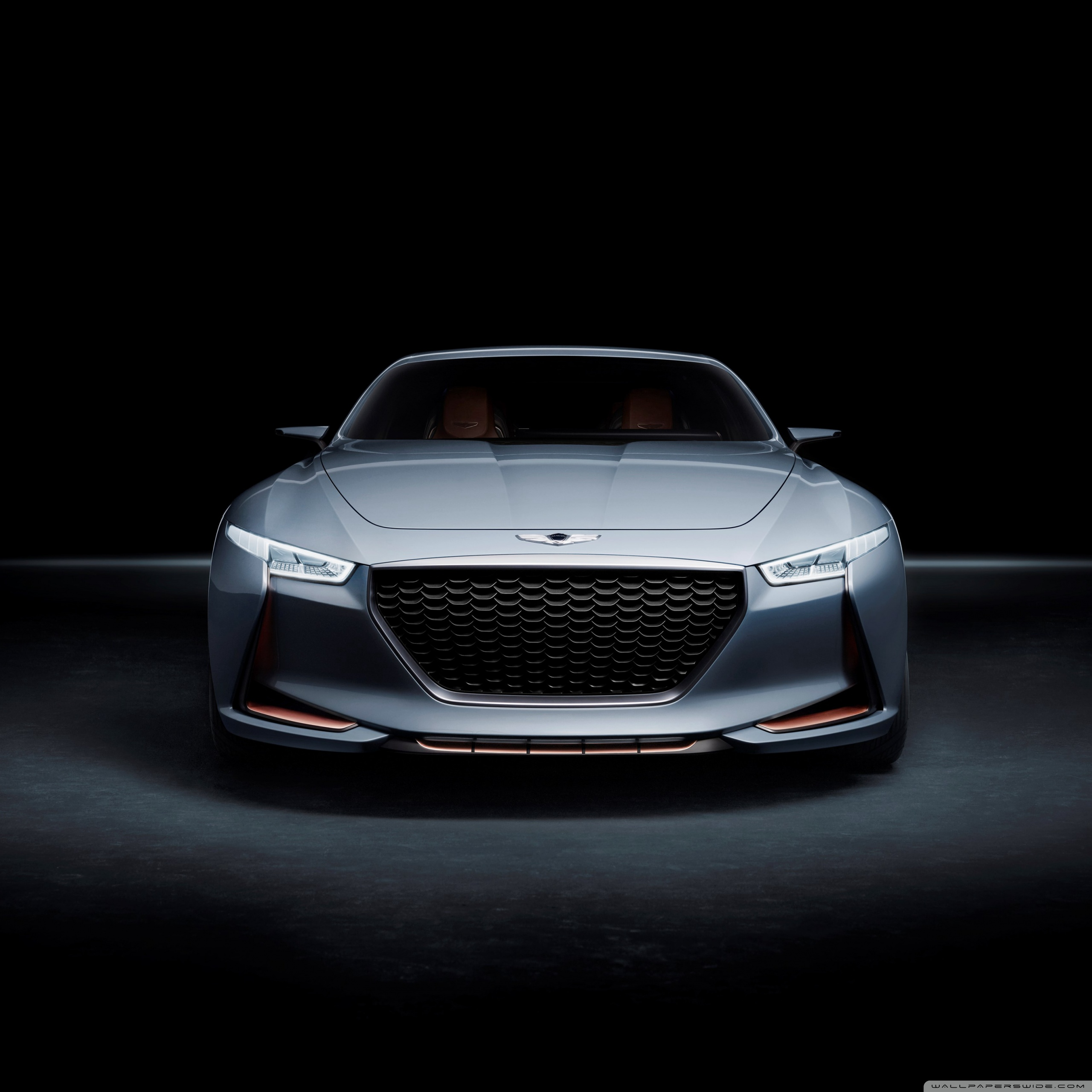 Hyundai Genesis Car World Best 3d Wallpaper