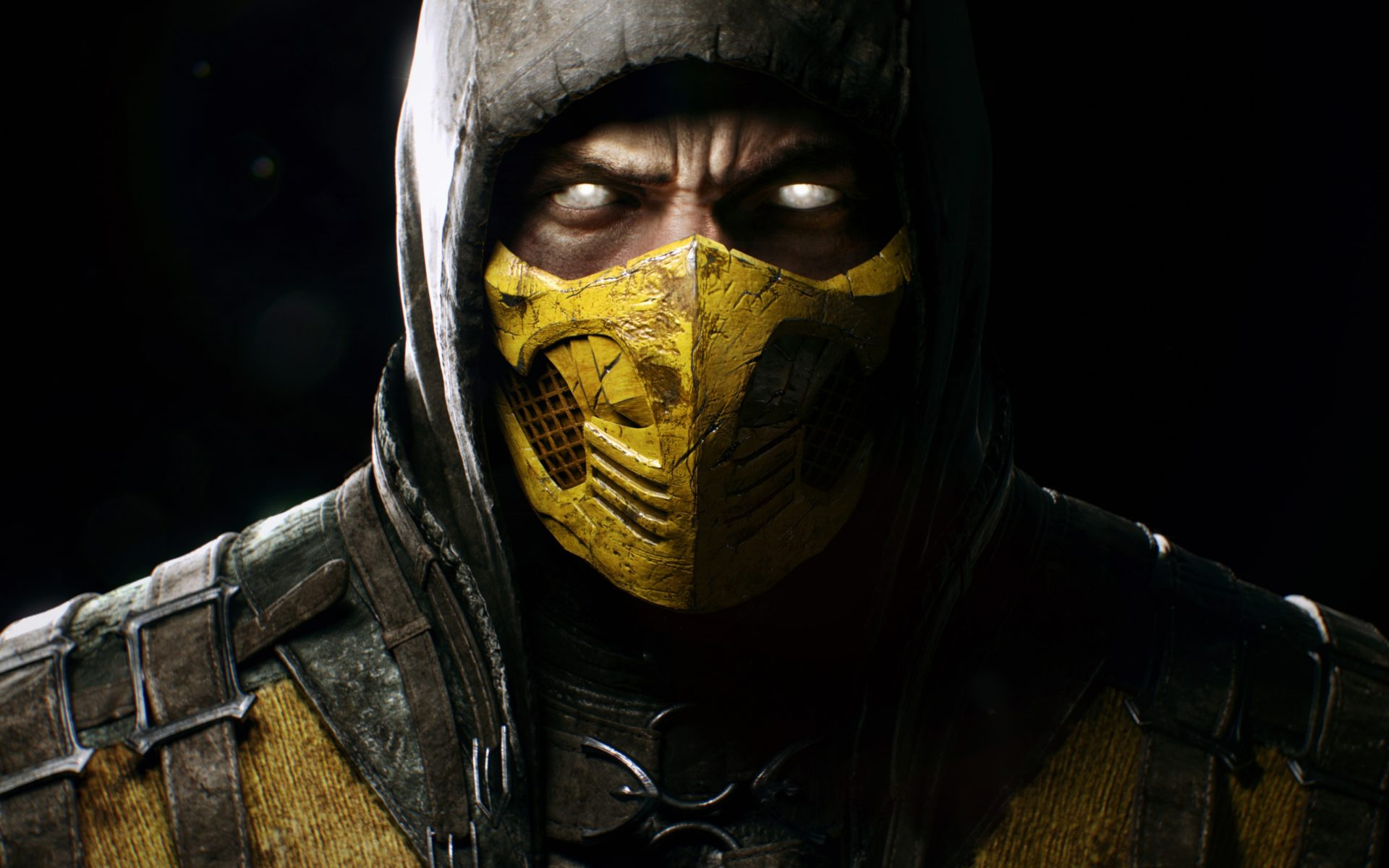 Mortal Kombat X Scorpio 3d Cool Video Games Wallpapers – HD Wallpapers Backgrounds Desktop, iphone & Android Free Download