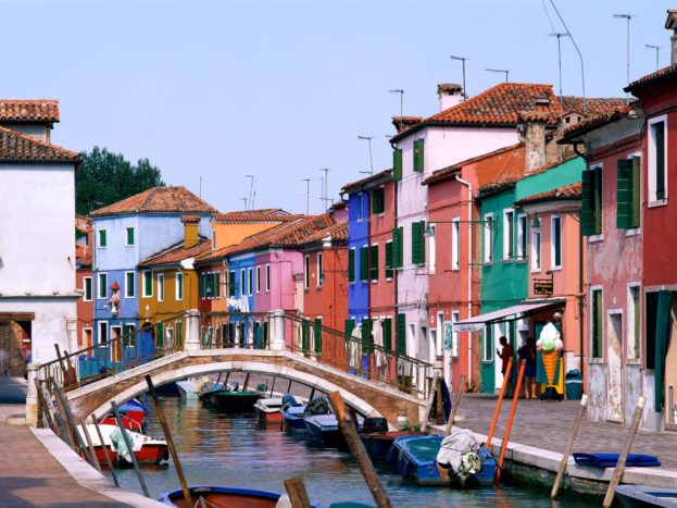 Burano, Venice, Italy HD+1600x900, UXGA 1600x1200 - HD Wallpapers Backgrounds Desktop, iphone & Android Free Download