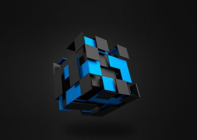 Black And Blue Cool 3D Wallpapers - HD Wallpapers Backgrounds Desktop, iphone & Android Free Download