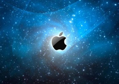 Apple Logo In Space Cool Wallpapers 3d Design - HD Wallpapers Backgrounds Desktop, iphone & Android Free Download