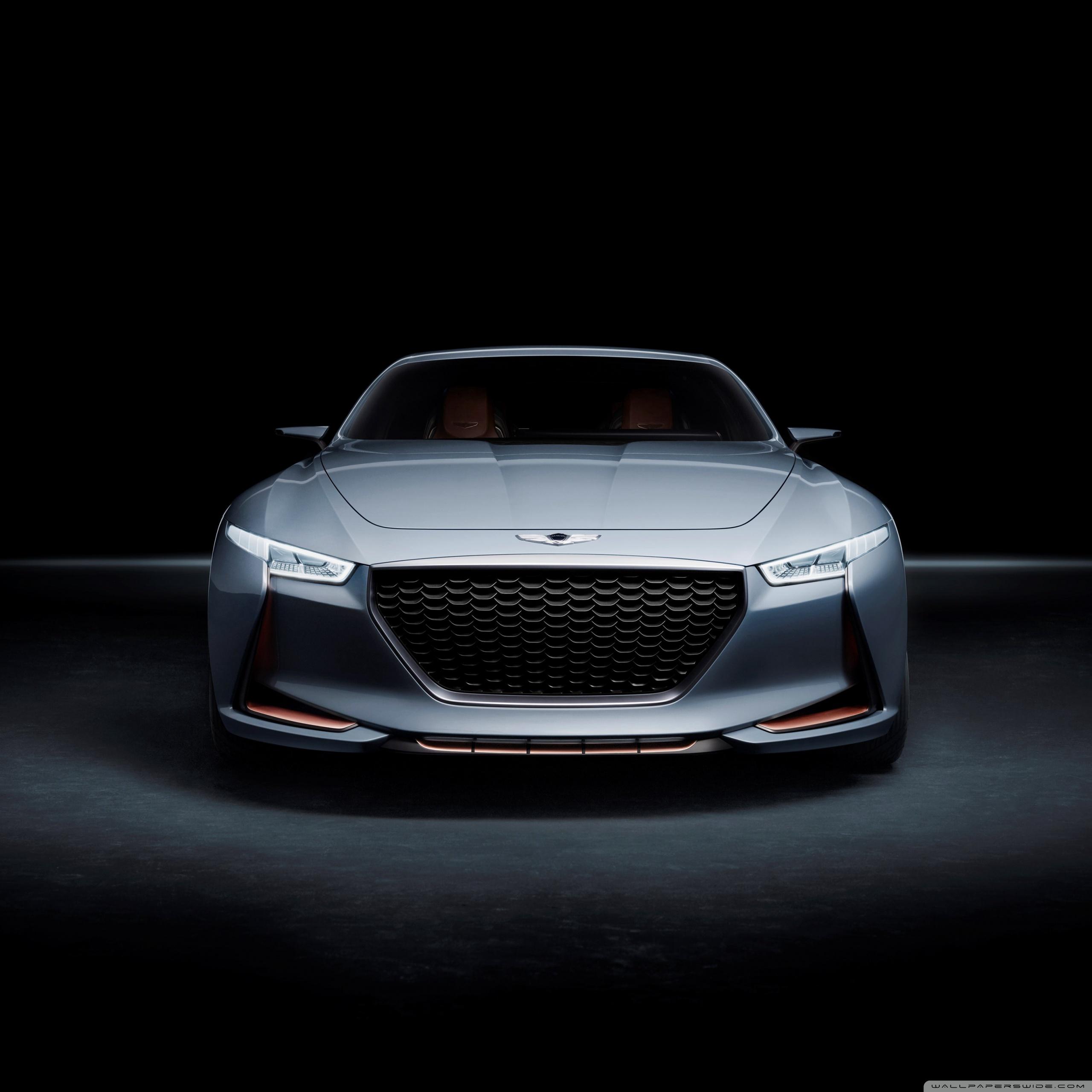 Hyundai Genesis Car World Best 3d Wallpaper