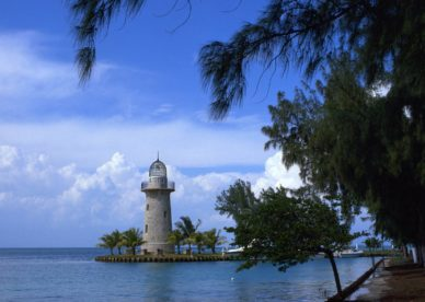Boca Chita Lighthouse, Biscayne National Park, Florida HD+1600x900, UXGA 1600x1200 - HD Wallpapers Backgrounds Desktop, iphone & Android Free Download